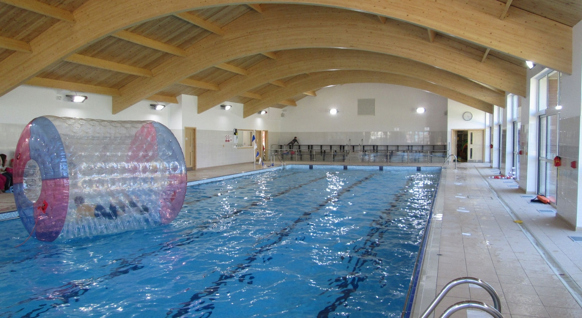 Commercial Swimming Pools Indoor Pools