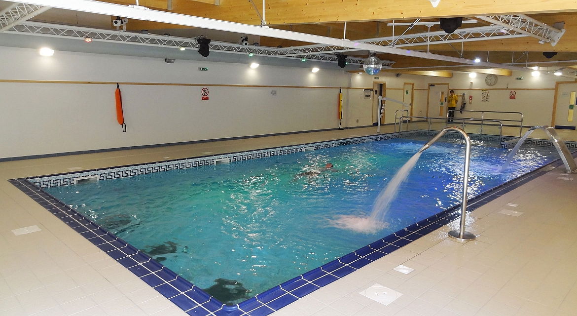 John Townsend Trust Margate Hydrotherapy Pool And Cafe