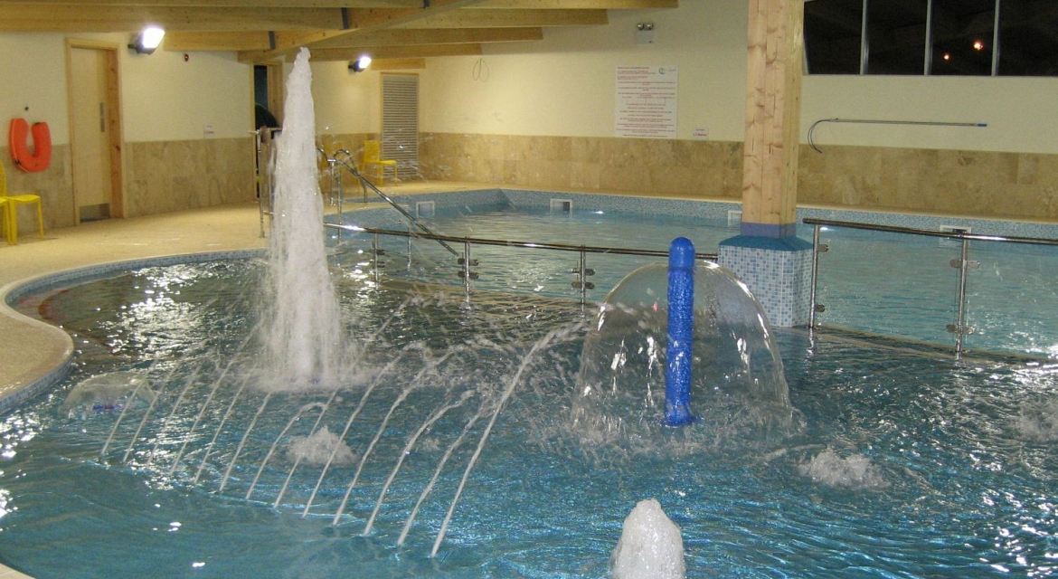 Sunbeach Holiday Park West Wales Indoor Leisure Centre