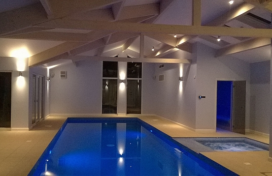 Residential Indoor Swimming Pools. Affordable Swimming Pool ...