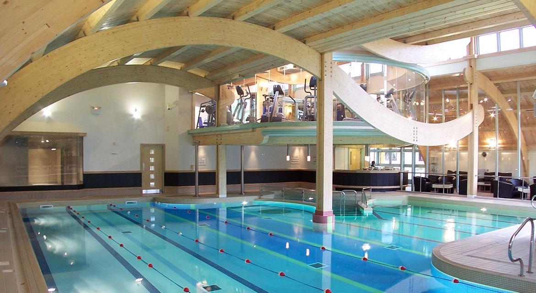 Evolution Health Amp Fitness Derbyshire Commercial Pool